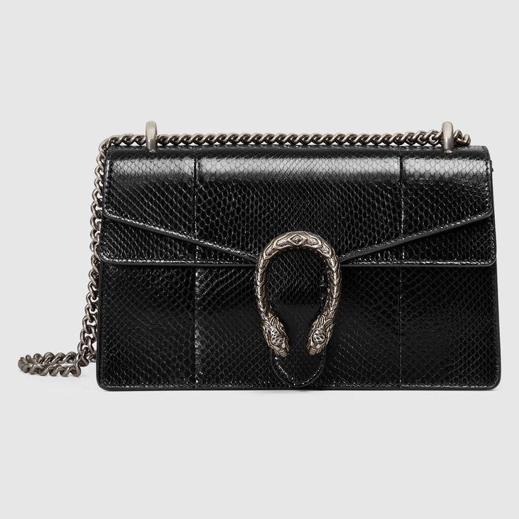 Le Dyonisos python, le petit sac parfait. // www.leasyluxe.com #gucci #dyonisos #leasyluxe