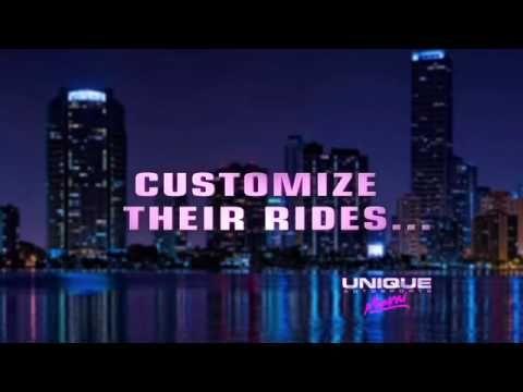 Spike (TV Channel): Unique Autosports Miami Teaser