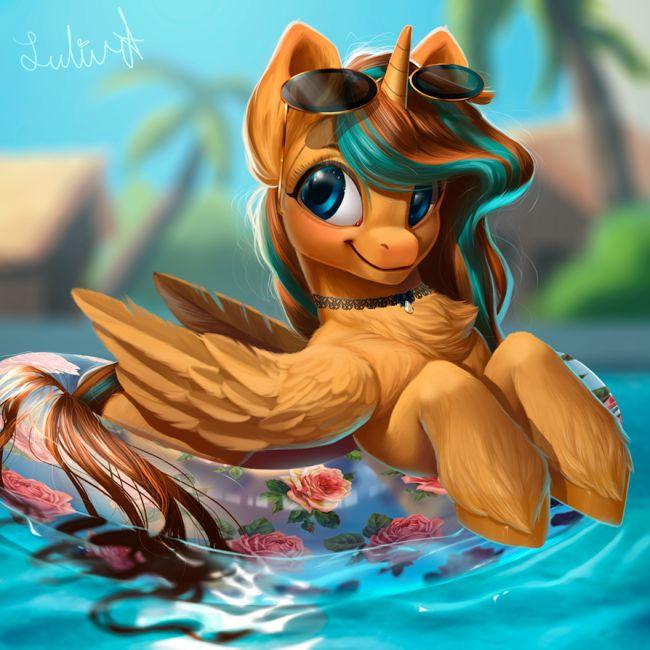 Equestria Daily - MLP Stuff!: Drawfriend Stuff (Pony Art Gallery) #2334