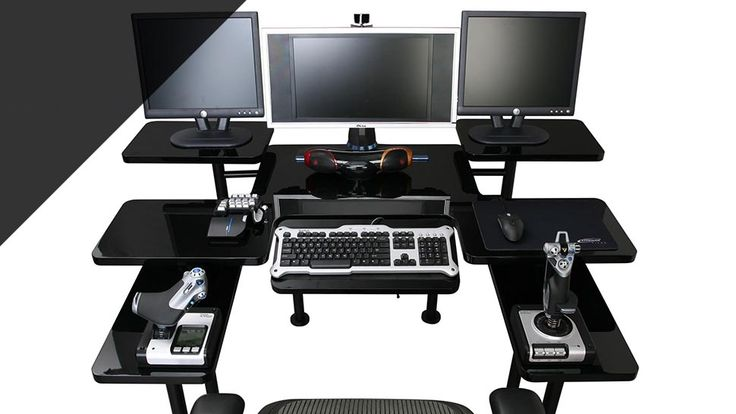 17 Best Images About Gaming Desk On Pinterest Diy Desk