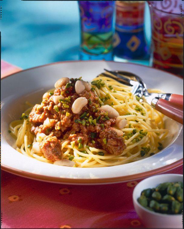 Unser beliebtes Rezept für Spaghetti Orientale und mehr als 55.000 weitere kostenlose Rezepte auf LECKER.de.