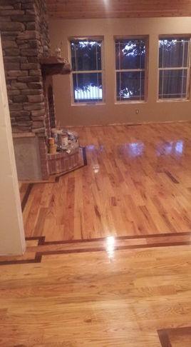 Wood Flooring Separator