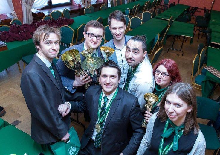 Szachiści UEP Mistrzami Polski
