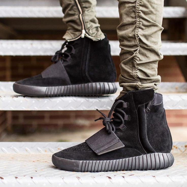 "adidas Yeezy Boost 750 ""Triple Black"""