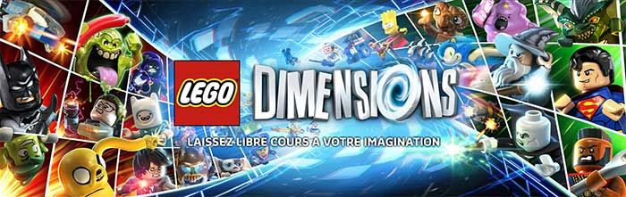 Les 1er packs d'extension de Lego Dimensions en septembre - Warner Bros. Interactive Entertainment, TT Games et le Groupe LEGO annoncent aujourd'hui l'extension de LEGO DIMENSIONS, le produit hybride de LEGO qui allie les jeux vidéo aux jouets. Cette...