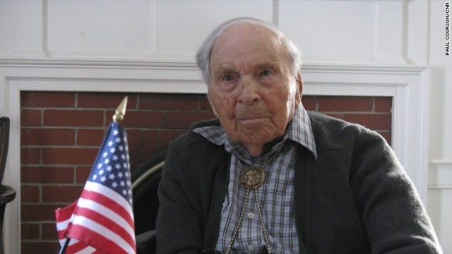Last U.S. World War I veteran dies  Frank Buckles, 1901-2011