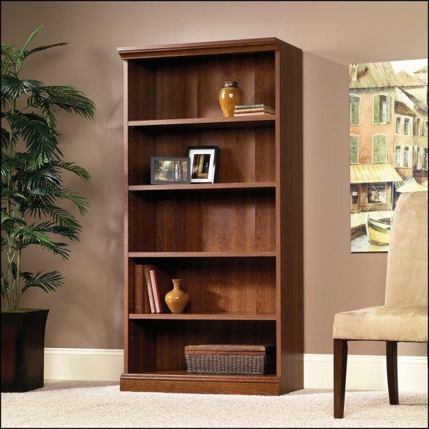 Furniture:Sauder Premier 5 Shelf Composite Wood Bookcase Sauder Premier 5 Shelf Composite Wood Bookcase