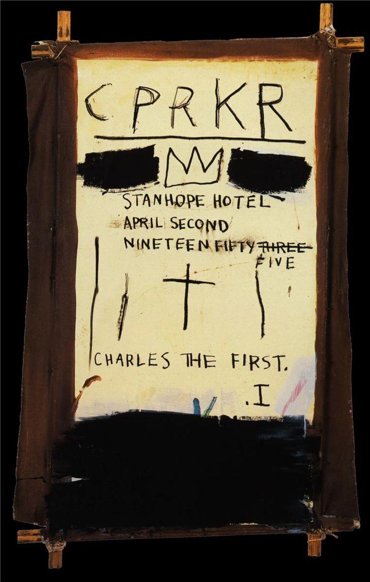 1130 best Basquiat images on Pinterest | Basquiat paintings ...