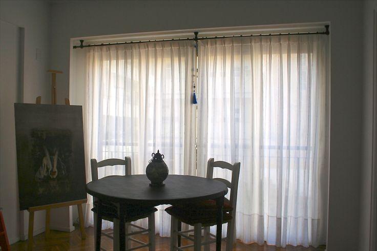 29 melhores imagens de cortinas no pinterest casa - Dobladillo cortinas ...