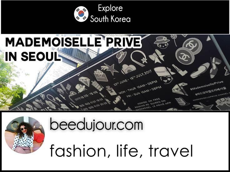 Mademoiselle Prive in Seoul · Bee Du Jour