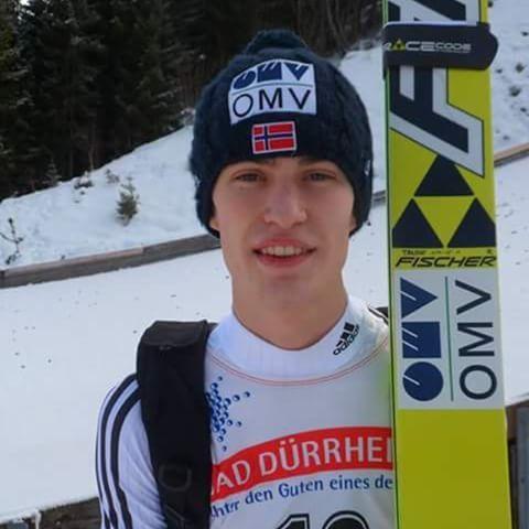 Daniel Andre Tande, COC Titisee-Neustadt 2015. ©ME  @daniel_a24  Tusen takk!:-) #skijumping #skijumper #skispringer #skispringen #danielandretande #teamnorway #hejanorge #titiseeneustadt #fun