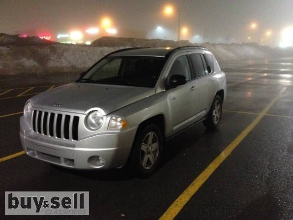 2010 JEEP Compass, 2010 Jeep Compass 4x4 in St. John's - Newfoundland Buy & Sell, New & Used