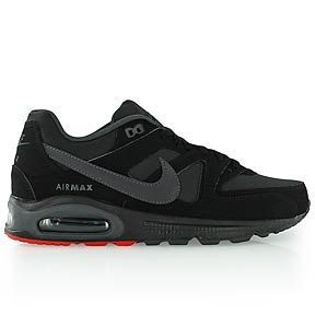 nike AIR MAX COMMAND noirgris anthraciterouge bei