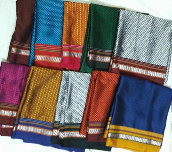 Khun (Khann) fabric, used specially for saree blouses in ...