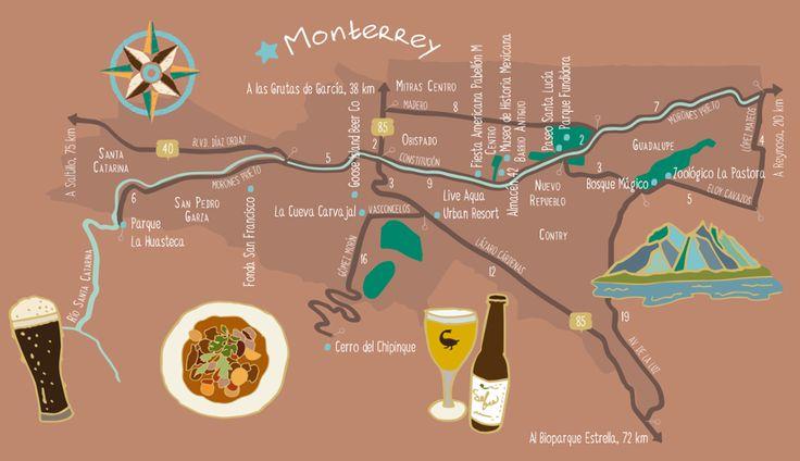 9 lugares turísticos increíbles para visitar en Monterrey