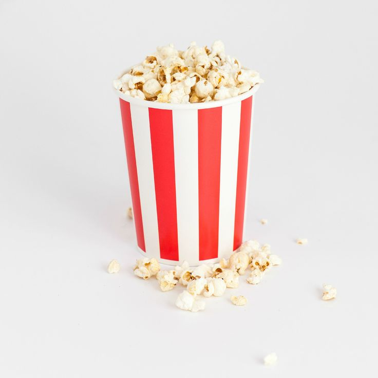 Popcorn Buckets (4 pack)