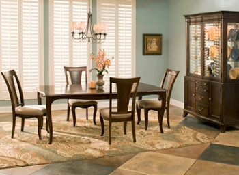 Keira 5 Pc Dining Set Dining Sets Raymour And Flanigan Furniture Dinin