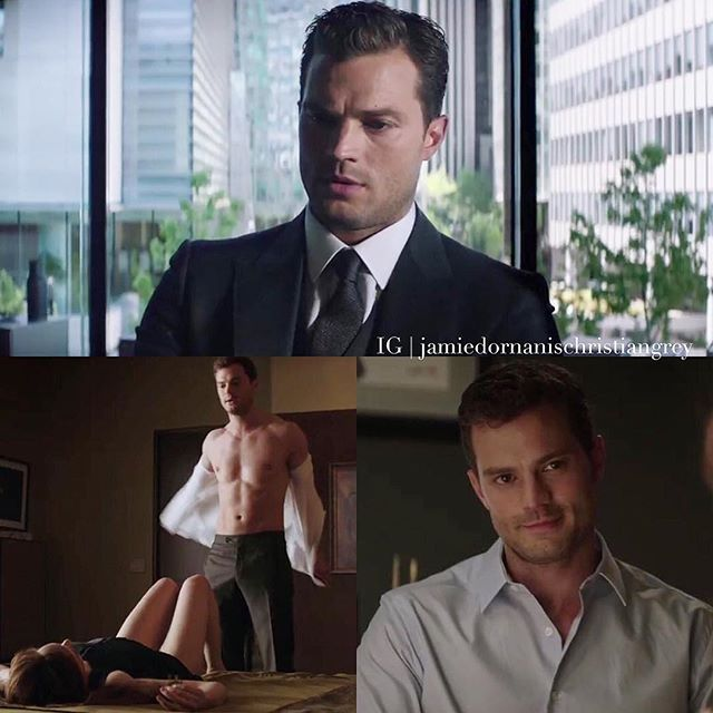 NEW: All new scenes included in the latest version of the FSD trailer just released featuring ' I don't want to live forever'. . Follow the link in my bio to see the trailer in full. . #fiftyshadesdarker #jamiedornan #dakotajohnson