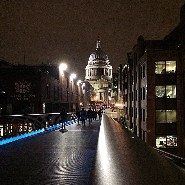 See this Instagram photo by @ktsiftsis i • 31 likes St.Paul's Cathedral, London