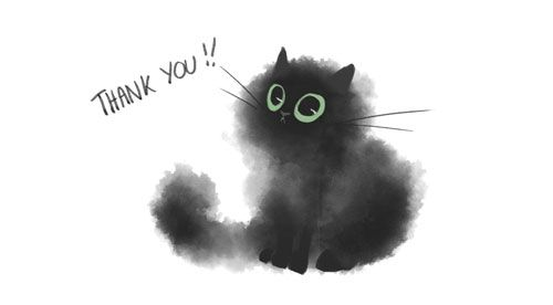 voice-of-tartarus said: I just stumbled upon your cat painting post and I love your cat paintings so much?? They're so soft-looking, I just want to scratch their lil cat tummies bc they look like they...