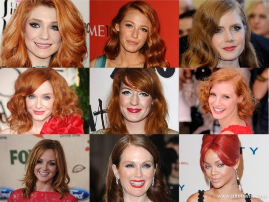 cheers to 2012!: Red Hair, Redhair