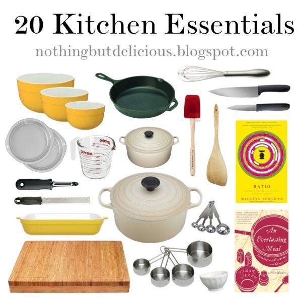 Best 25 Kitchen essentials ideas on Pinterest  Kitchen
