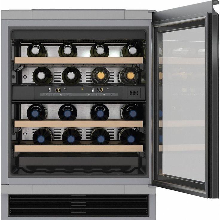 Miele KWT 6321 UG Tezgah Altı Şarap Dolabı