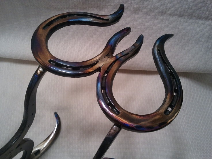 things made with horseshoes - photo #5