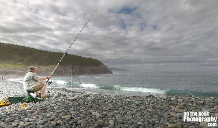 Middlecove Fisherman