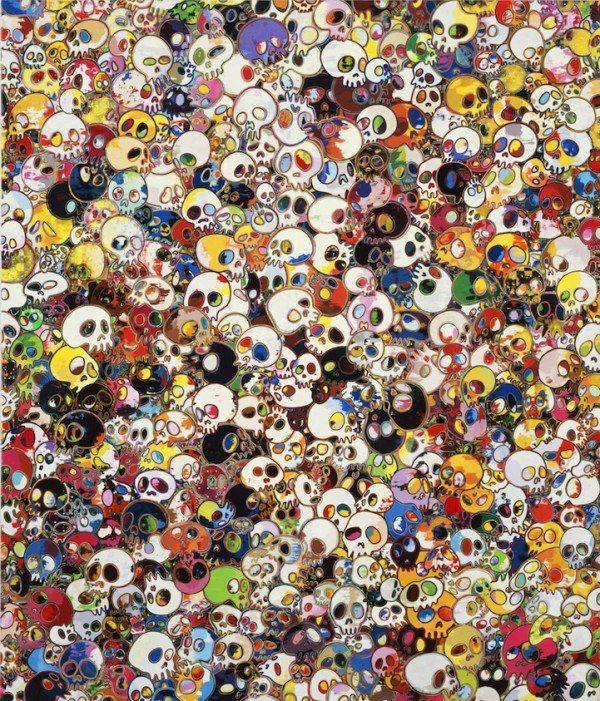 Takashi Murakami Takashi Murakami Murakami Murakami Artist