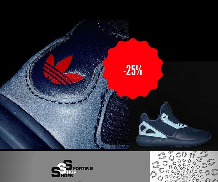 Adidas Junior (36-40) : Adidas Tubular S78728 Blu/Navy/Petrolio