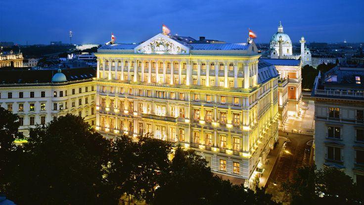 Top 5 Luxury Hotels in Vienna | The Luxury Post