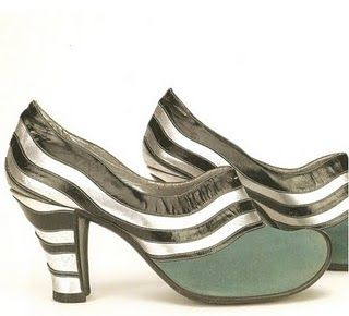 Perugia Pumps - 1937 - by André Perugia (French, 1893-1977)