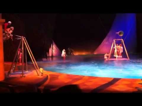 Cirque de Soleil - O
