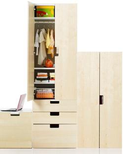 Barnmöbler och barnrumsinredning - Barnens IKEA Fint m ljust trä