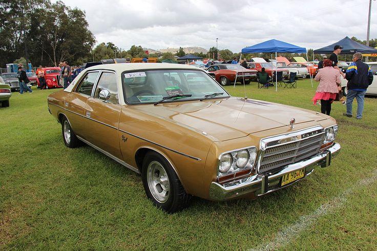 1977 Chrysler Valiant CL Regal