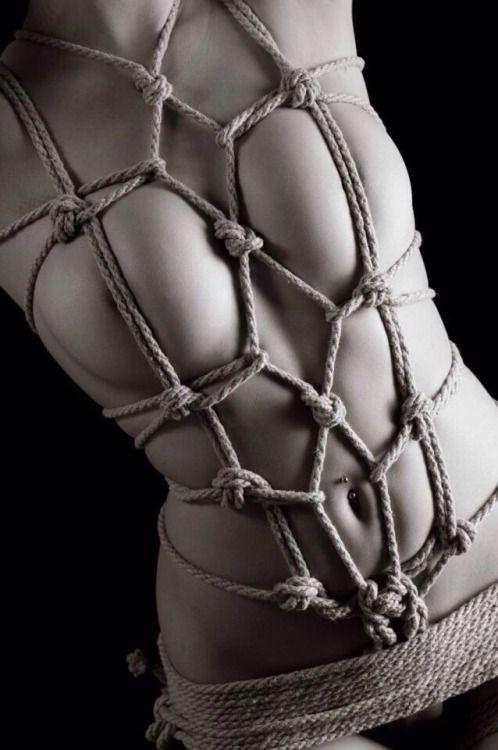 Erotic knot tying interesting