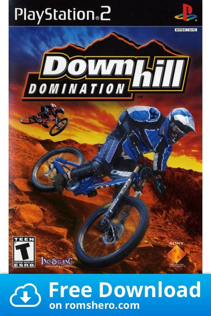 Download Downhill Domination Playstation 2 Ps2 Isos Rom