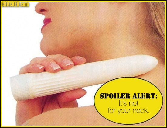 If Famous Products Advertised Their Unauthorized Uses | Cracked.com