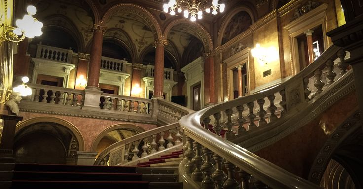 Hungarian State Opera House in Budapest.  Visit Budapest in a week with our smart city guide!⠀⠀⠀⠀ #Hungary #Budapest #OperaHouse