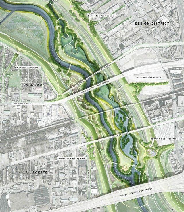 Trinity River Park Retrieved From Mvvainc Com Urban Park Landscape Design Landscape Architecture