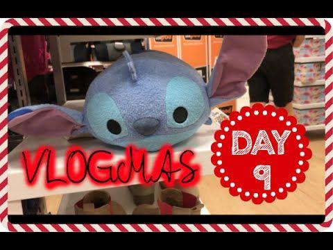 VLOGMAS Day 9, 2015 - Target Adventures   Ginaslifee