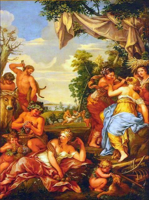 Pietro da Cortona  (Italian: 1596–1669) - The Copper Age