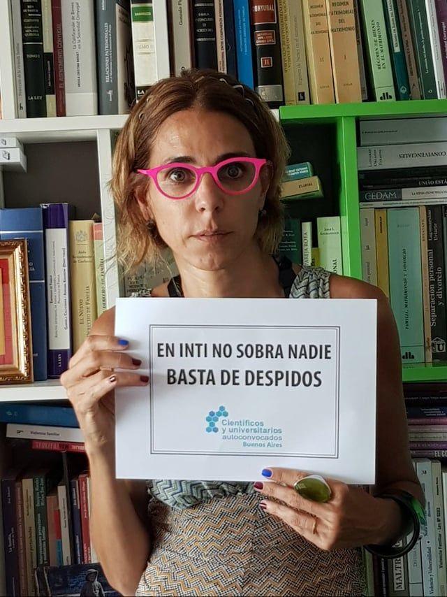 Científicos y Universitarios Autoconvocados Buenos Aires en el Frente Federal de Ciencia y Universidad apoya el reclamo de lxs trabajaorxs del INTI.