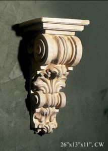 55 best Wall Brackets and Crorbels images on Pinterest | Shelves ...