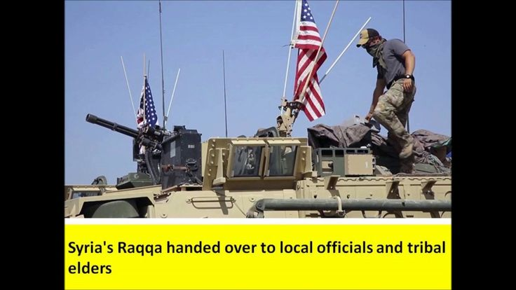 Syria Crisis: How Raqqa was liberated from IS, Daesh?