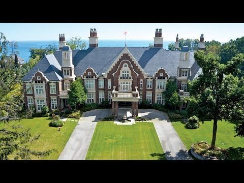 $49 Million Home | the Legendary 'chelster Hall' Mansion in Canada - http://designmydreamhome.com/49-million-home-the-legendary-chelster-hall-mansion-in-canada/ - %announce% - %authorname%