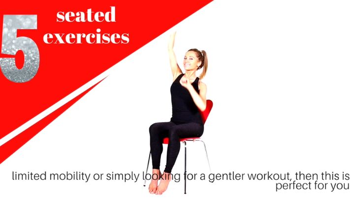 Chair workout which is ideal if you have limited mobility, recovering from an injury, dealing with complications related to diabetes, or simply looking for a gentler workout, this is a collection of safe and effective exercises that can be done from a chair. So you can tone up, re-energize, increase your health and feel fitter and burn more calories while you sit. Lucy xx Your Online Trainer