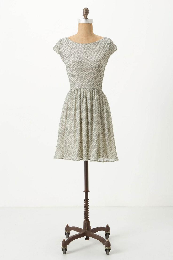 lovely dress. anthropologie