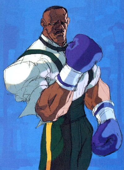 """""""Pride and Honor, on and off the ring and gym."""" Dudley by Daigo Ikeno."""